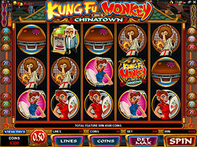 Kung Fu Monkey Screenshot