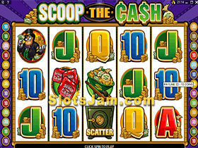 Scoop the Cash slot review
