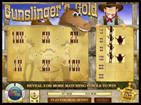 Gunslingers Gold Screenshot