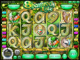 Shamrock Isle screenshot